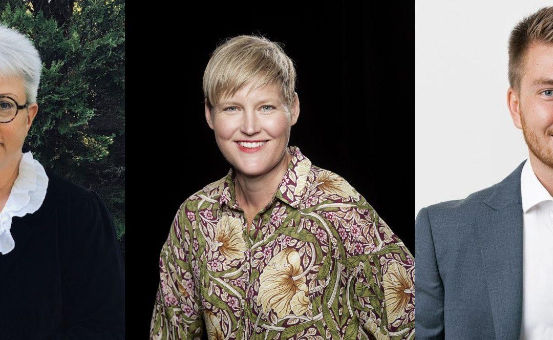 Tre nya rådgivare till Downtown Advisors
